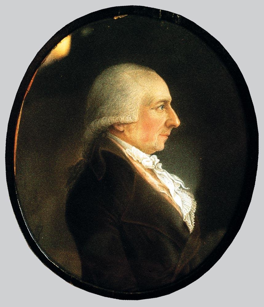 Bildnis Edzard Mauritz