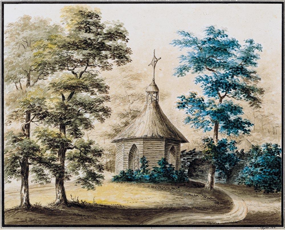 Nordische Kapelle (Noordse Kapel)