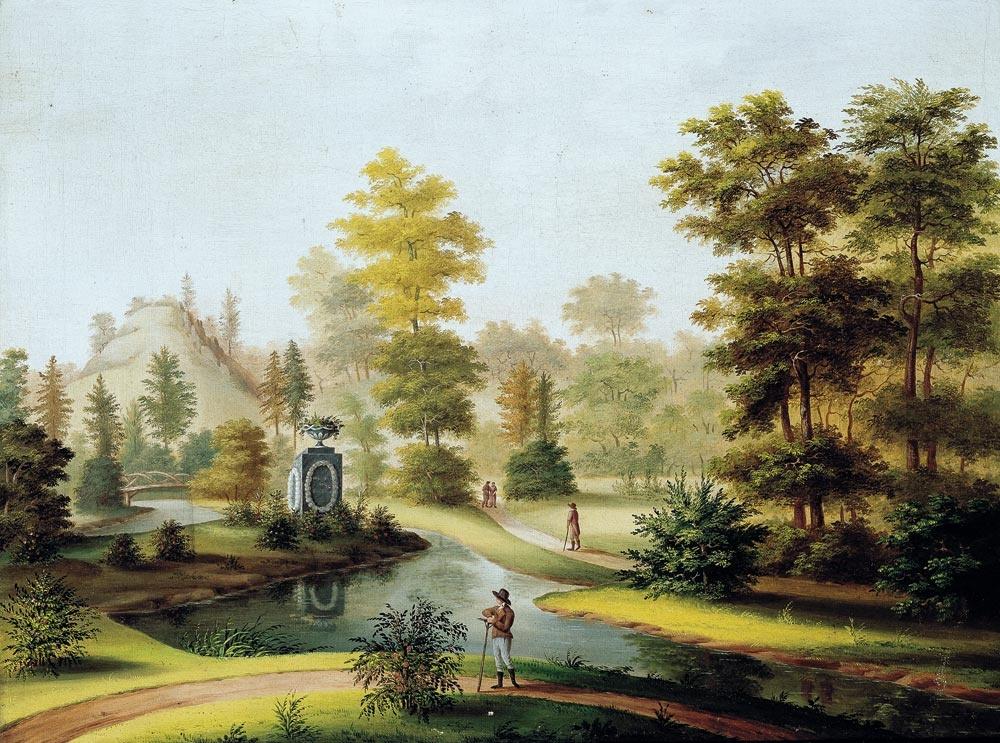 Manninga-Berg und Carolinen-Denkmal