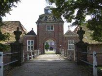 De poort naar het kasteel